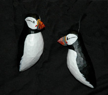 Puffin Ornaments