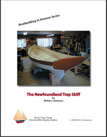 Newfoundland Trap Skiff, full color book