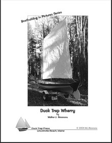 Duck Trap Wherry black & white book