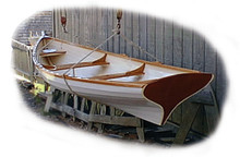 14' Duck Trap Wherry  lofting