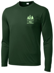 Norther Tier summer - Forest Green