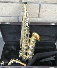 Yamaha YAS-23 Alto Saxophone Sax w/ Case & Accessories - Japan