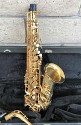 Antigua Winds Alto Saxophone Sax w/ Case & Accessories