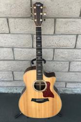 Taylor 814ce Grand Auditorium Acoustic-Electric Guitar w/ Case - 2010