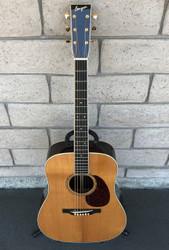 Bourgeois Bryan Sutton LE Dreadnought Acoustic Guitar - Brazilian Rosewood