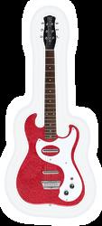Danelectro '63 Dano, Red Metal Flake