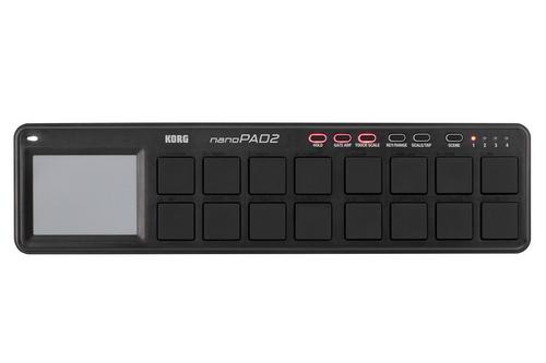 Korg nanoPAD2 Slim-Line USB Controller