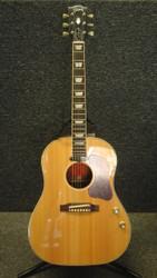 Gibson J-160E John Lennon Peace Model front
