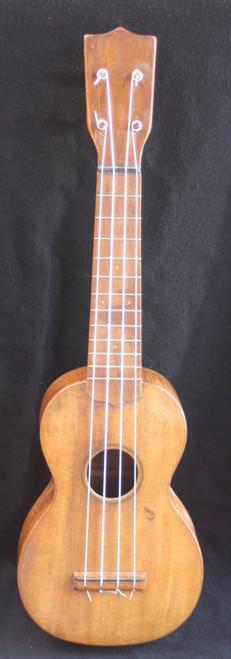 Martin 1K Soprano Ukulele 1921-1927 front full