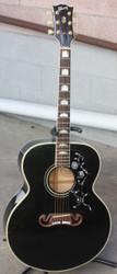 Gibson J-200 1990 w/OHSC, Black