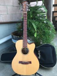 Hagstrom OC78S Cutaway Acoustic Guitar w/gig bag