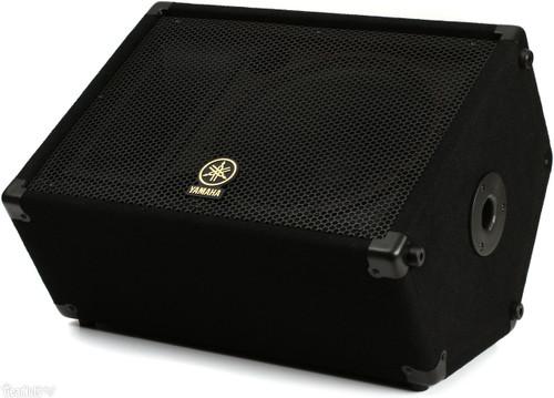 Yamaha BR12M 12-inch 2-Way Passive Floor Monitor Speaker