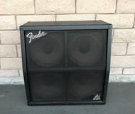 Fender Slant 4-12 Guitar Speaker Cabinet