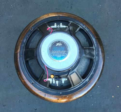 """Peavey Blue Marvel 12"""" Coaxial Guitar Speaker 4 Ohm"""