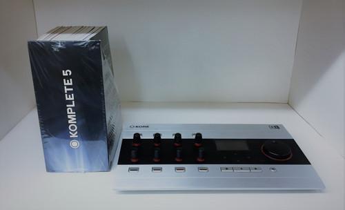 Native Instruments Kore 2 w/ FM7 Serials, Komplete 5 Bundle