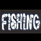 Fishing word spelled with worms!