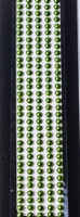 "Sleek Strips 12"" Pearls - Dark Green"