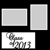 Class of 2013 - 12x12 Overlay