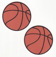 Basketball pair