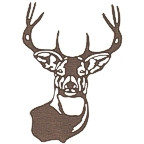 Deer Head laser design