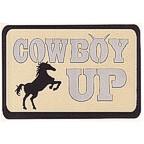 Cowboy UP Laser Design