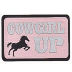 Cowgirl UP Laser Design