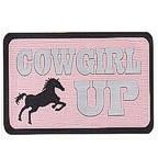 Cowgirl UP Laser Design