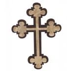 Crucifix laser design