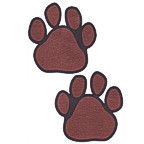 Dog Paws - Set of 2