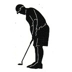 Golfer - Putting