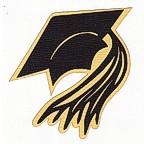 Graduation Cap - 2 Color!