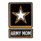 Army Mom Die Cut