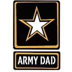 Army Dad Die Cut