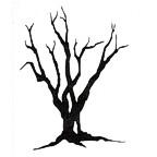 Old Tree Laser Design