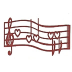 Musical Hearts - Romantic Musical Theme