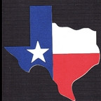 Texas Flag - Red, White and Blue!
