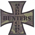 Hard Core Hunters Laser Design - Camo!