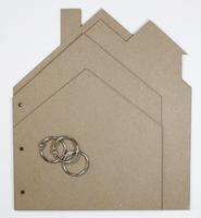House Chipboard Album