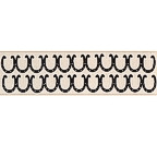 Horseshoe Title Strip - Package of 2!