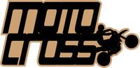 Motocross Title Strip - Multi-Color