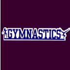 Gymnastics Title Strip