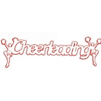 Cheerleading  Title Strip