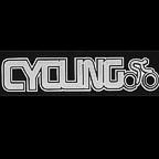 Cycling black/grey Title Strip