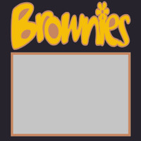 Brownies - 6x6 Overlay