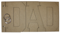 Dad Chipboard Album