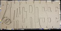 Lacrosse Chipboard Album