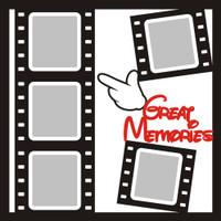 Great Memories - 12x12 Overlay
