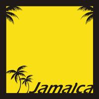 Jamaica - 12x12 Overlay