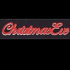 Christmas Eve GLITTER Title Strip