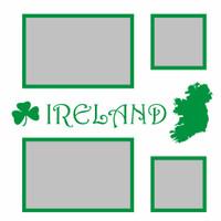 Ireland - 12x12 Overlay